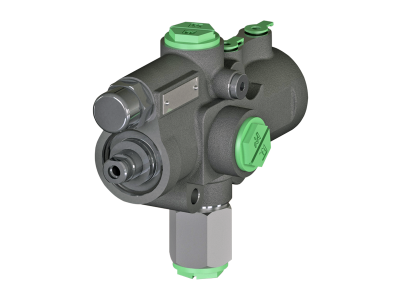 Closed Loop Valve